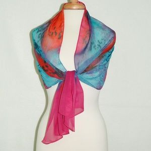 Accessories - Multi Women Scarf